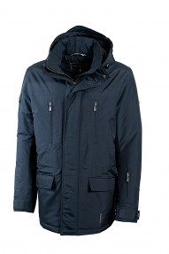 Куртка мужская Technology 410C (темно-синяя)