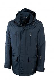 Куртка мужская демисезонная Technology 410C (темно-синяя)