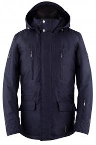 Куртка мужская демисезонная TECHNOLOGY (тёмно-синий)