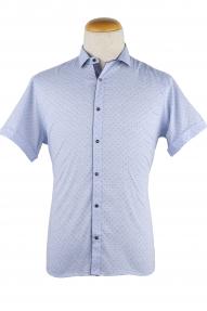 Сорочка мужская FLP 46630 (светло-голубой)
