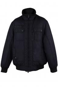 Куртка муж. Santoryo 4857 (чёрный)