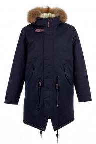 Куртка мужская утепленная SCANNDI CM19089 темно-синий