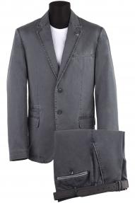 Пиджак мужской W.Wegener 5-403/18 Nelson (серый)
