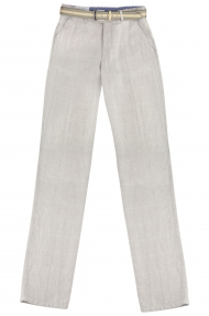 Брюки мужские W.Wegener 5-697/05 Eton (белый)