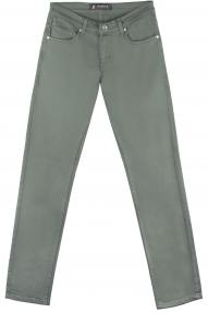 Джинсы мужские LACARINO 5764-OLD (бело-зелёный)