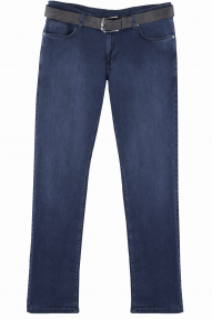 Джинсы мужские LACARINO 5912 (синий)
