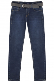 Джинсы мужские LACARINO 5917 (тёмно-синий)