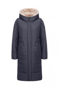 Куртка женская еврозима WestBLoom 5-137 (графит)