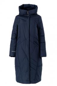 Куртка женская еврозима WestBLoom 5-165 (нави)