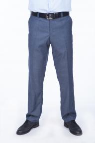Мужские брюки Claude 639 элитон (синий)
