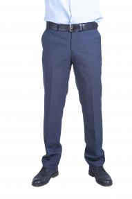 Мужские брюки Claude 671 (синий графит)