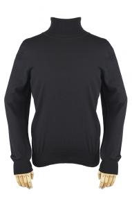 Водолазка мужская  Van Cliff 22404/100 (черный)