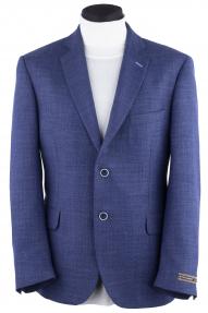 Пиджак мужской Otto Berg RJ7S/75/3 (синий меланж)