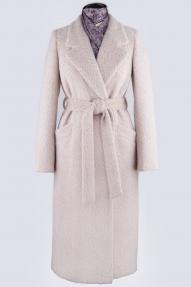 Пальто женское ZARYA GROUP M-791/10 (латте)