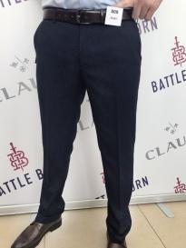 Мужские брюки Claude 809 Люкс (темно-синий)