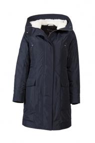 Куртка женская демисезонная  Technology 831C (темно-синяя)