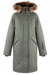 Куртка зимняя женская Technology 887C (хаки)