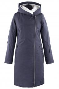 Куртка зимняя женская Technology 888CT (тёмно-серый)