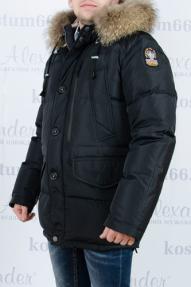 Куртка мужская VIZANI 890-P (чёрный)