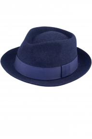 Шляпа CORNELLI 910-077 (тёмно-синий)