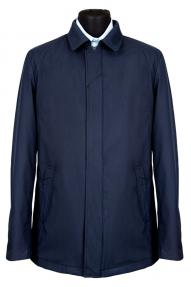 Куртка демисезонная мужская ALAMMA 19S9058 Батал (т. синий)
