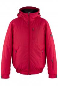 Куртка мужская North Bloom АРТУР (красный)