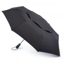 Зонт мужской автомат FULTON G840-01 (Чёрный)