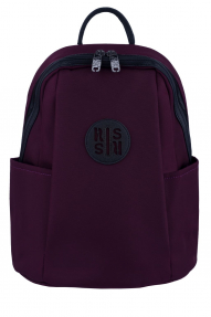 Рюкзак RS 060520 (бордово-фиолетовый)