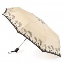 Зонт женский автомат FULTON L346-2897 (Ветреный силуэт)