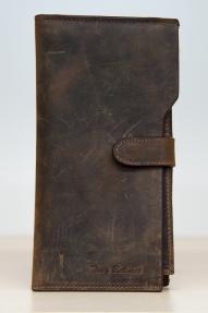 Мужское портмоне Tony Bellucci коричневый