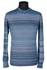 Джемпер мужской Van Cliff (арт. VC 6029/144) голубой меланж