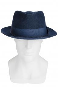 Шляпа Roberto Cornelli синяя