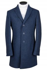 "Пальто мужское Van Cliff (арт. А57914 ""Доминго"") темно-синий"