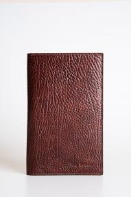 Мужское портмоне Tony Bellucci коричневая кожа