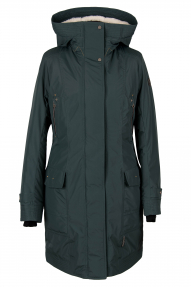 Куртка женская Technology 831C (темно-зеленая)