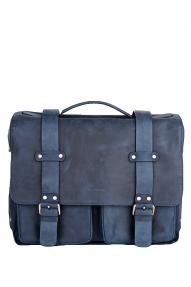 Мужская сумка Tony Bellucci (синяя)
