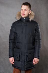 Куртка мужская утепленная SCANNDI CM19021a черный