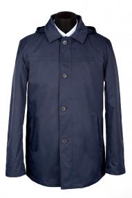 Куртка демисезонная мужская ALAMA 17S713 BM (темно-синий)