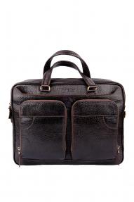 Мужская сумка Tony Bellucci T-5048-886 (тёмно-коричневый)
