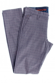 Брюки мужские X-FOOT 171-7113 (темно-серый)