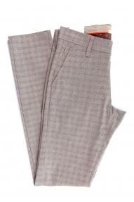 Брюки мужские X-FOOT 171-7113 (серый беж)