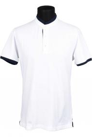 Рубашка поло FLP 0732 (белая)