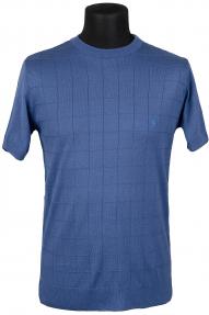 Футболка Bosmenti 25782 (темно-голубой)