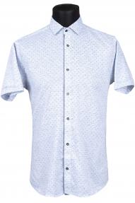 Сорочка FLP 46630 (светло-серый)
