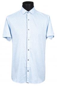 Сорочка FLP 46630 (светло-голубой)