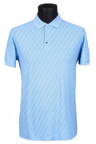 Рубашка поло Bosmenti 10000 (голубая)