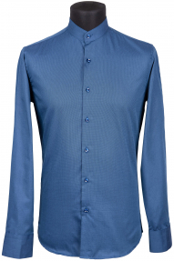 Рубашка Bazzelli 0400-5CRD (темно-синий)