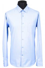 Сорочка Bazzelli 0123-CRC (васильковый)
