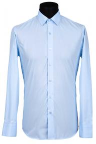 Сорочка Bazzelli 0300-CRD (светло-голубой)