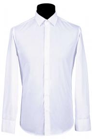 Сорочка Carduchi 0300-CRD (белая)